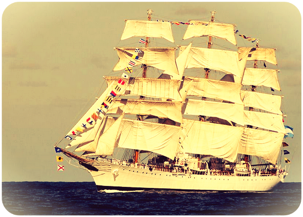 TALL SHIP A.R.A