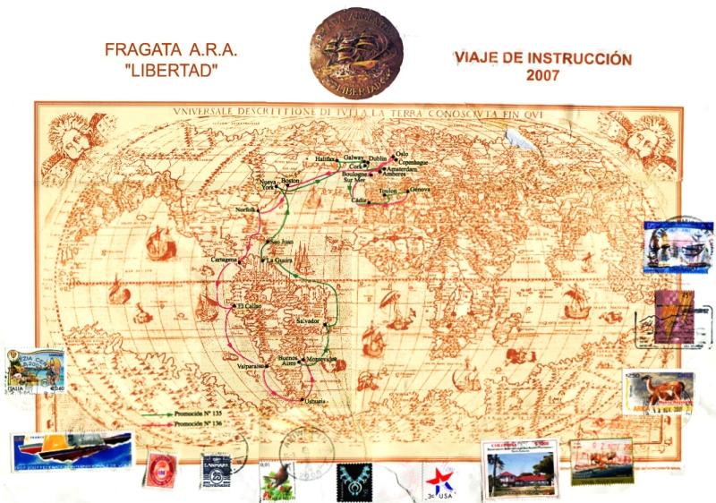 Viaje Fragata 3