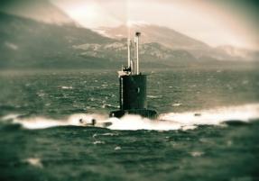 "SUBMARINE U-209 A.R.A ""Salta"""