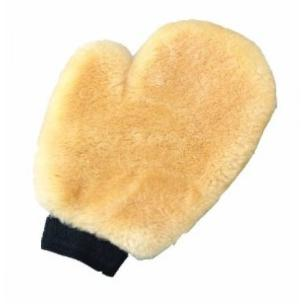 Wool Wash Mitt
